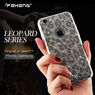 เคส-iPhone-7-เคส-iPhone-7-Plus-รุ่น-เคส-iPhone-7-และ-7-Plus-ลายเสือดาว-พร้อมกลิตเตอร์กากเพชร-จากแบรนด์-FShang