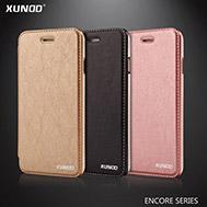 เคส-iPhone-X-เคส-ไอโฟน-X-เคส-iPhone-10-รุ่น-เคสฝาพับหลังใส-ของแท้รุ่น-Encore-มีช่องใส่บัตรด้านใน